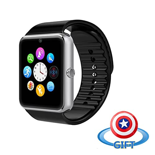 Fam-health Water Resistant Smart Watch Anti Lost and Handfree for Android 4.2 or Above