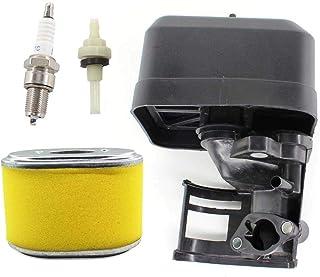 HURI Behuizingsdeel luchtfilterbehuizing met luchtfilter bougie scharnierfilter voor Loncin G160F, G160 F/D, G200 F/D V-N...