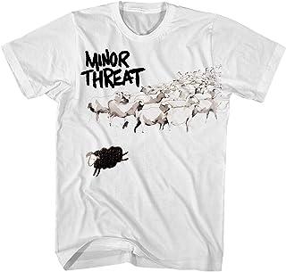 Minor Threat Tシャツ Out Of Step Album Art Minor Threat Shirt