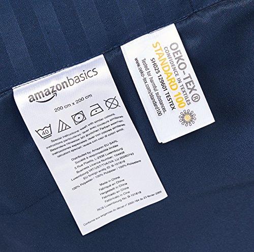 Amazon Basics Bettwäsche-Set mit Spaß...