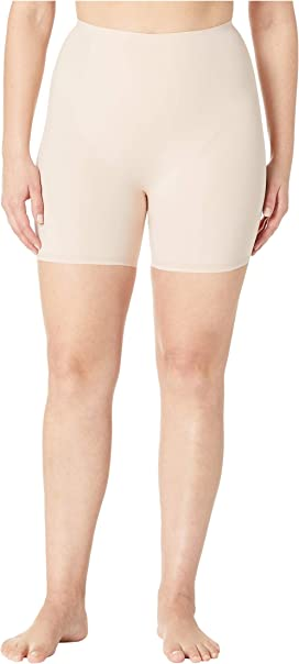 6b99ed732b8 Spanx. Plus Size OnCore High-Waisted Mid-Thigh Short. $76.00. Plus Size  Thinstincts Girl Short