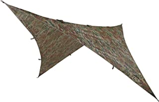 OneTigris Storm Shield Multicam Hammock Tarp, 9ft by 9ft