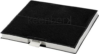 keenberk 4x Kohlefilter Fettfilter für Bomann KF561 PKM CF110 respekta MIZ0023