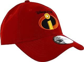 Disney Pixar The Incredibles 9TWENTY Strapback Cap, Scarlet