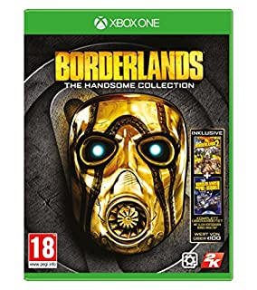 Borderlands : The Handsome Collection - [AT Pegi] - [Xbox One] [import allemand] (B00SHNAZUW) | Amazon price tracker / tracking, Amazon price history charts, Amazon price watches, Amazon price drop alerts