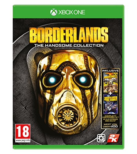 Borderlands: The Handsome Collection - [At Pegi] [Importación Alemana]