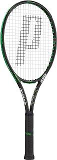 テニスラケット ツアーO3 100 ブラック×グリーン 310g