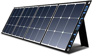 BLUETTI SP200 ソーラーパネル200W 23.5%の高転換率 ETFEソーラーチャージャー 折り畳み式 MC4ケーブル付き 太陽光発電 単結晶 直列/並列でパワーアップ ポータブル電源充電器 防災グッズ 発電機 充電器 軽量 家庭用...