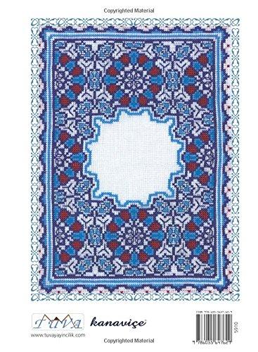 Ottoman Inspired Cross Stitch Motifs: 75 New Models (Cross Stitch Motif Series)