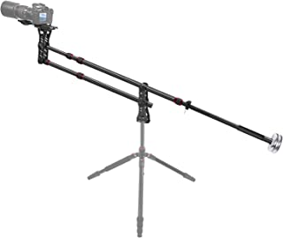 Neewer 70 inches/177 Centimeters Aluminum Alloy Jib Arm Camera Crane with 1/4 and..