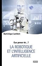 La robotique et l'intelligence artificielle