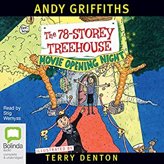 The 78-Storey Treehouse cover art