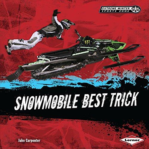 Snowmobile Best Trick copertina