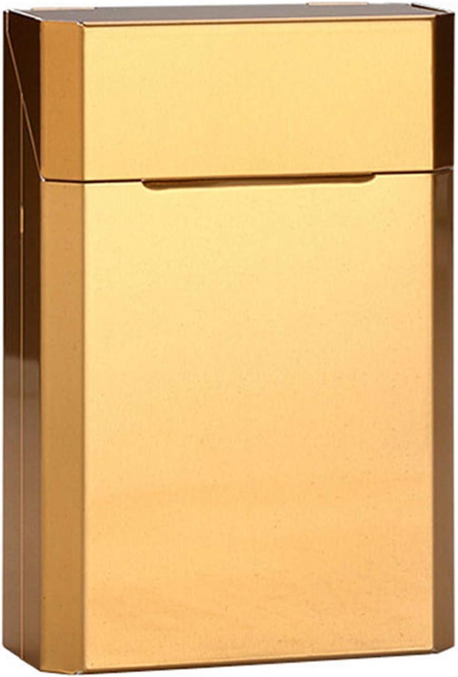 WYWY Cigarette case Metal Aluminum Alloy Pressure Portable Award Sale Clams
