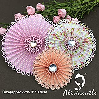 Star Stencil Metal Cutting DIE Cut alinacraft Rosette 4pc Heart Edge Doily Scrapbook Paper Craft Album Card Punch Knife Art Cutter Cut die