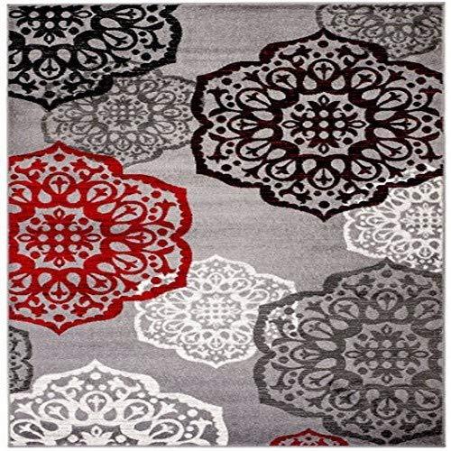 . Black Gray and Red Bedroom Decor  Amazon com