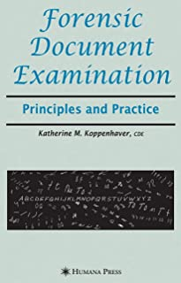 Forensic Document Examination: Principles and Practice