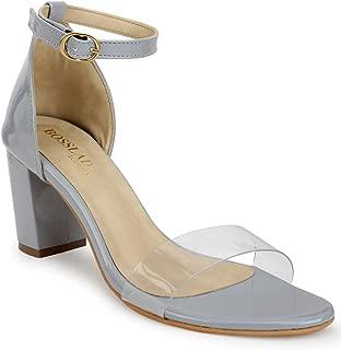 SCENTRA BOSSLADY20 Grey Heel