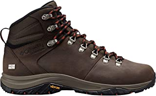 Columbia Men's 100MW Titanium Outdry Boot, Cordovan/Dark Adobe