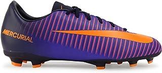 Nike Kids Mercurial Vapor XI FG Pure Dynasty/Bright Citrus/Hyper Grape Soccer Shoes