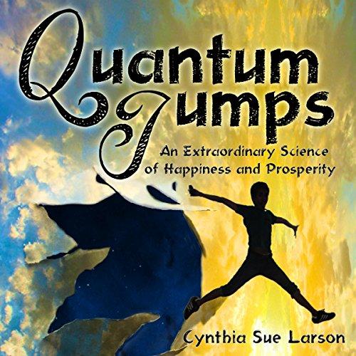Quantum Jumps audiobook cover art