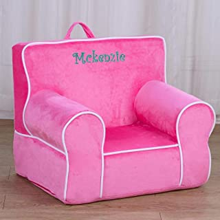 Personalized My Anytime Chair (Hot Pink)