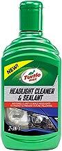 Turtle Wax 53146 restaurador de Faros Delanteros líquido para Limpieza de Faros, Paso MOT, 300 ml