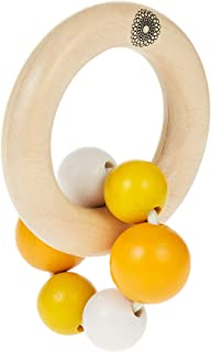 Expo 2020 Dubai Sustainable Baby Wooden Beads Rattle 4+ months