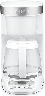Cuisinart DCC-750 Flavor Brew 12-Cup Coffeemaker, White