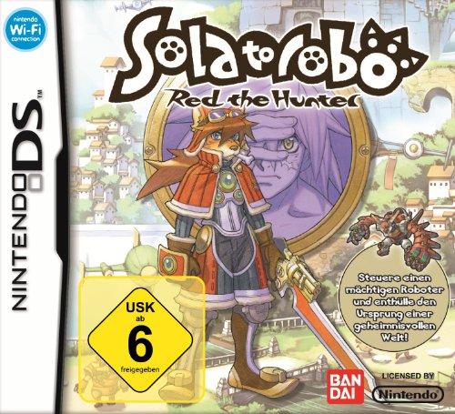 Solatorobo: Red the Hunter [Importación alemana]