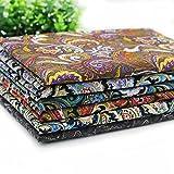 Baumwoll-Vorgeschnittener Quilt-Stoff, gute Qualität,