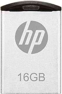HP V222W 16 GB USB Flash Drive - Silver