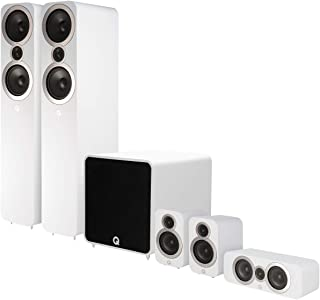Q Acoustics 3050i 5.1 Plus Home Theater System (White)