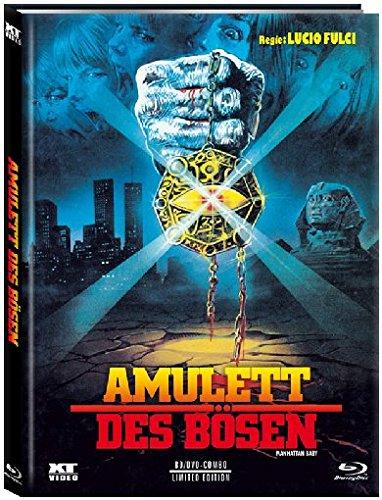 Amulett des Bösen (Manhattan Baby) - Mediabook/Limited Edition (+ DVD) [Blu-ray]