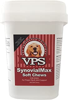 VPS SynovialMax Hip & Joint Soft Chews for Dogs