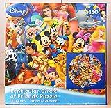 Disney Friends Puzzle Pieces