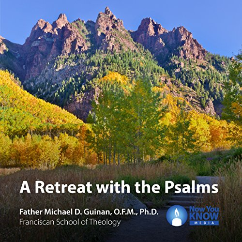 A Retreat with the Psalms audiobook cover art
