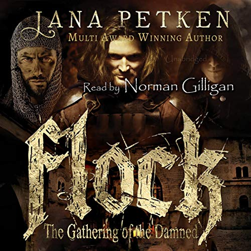 The Gathering of the Damned Audiobook By Jana Petken cover art