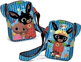 Safta Borsa a tracolla Minnie MousePalms ufficiale con tasca esterna 210 x 45 x 250 mm