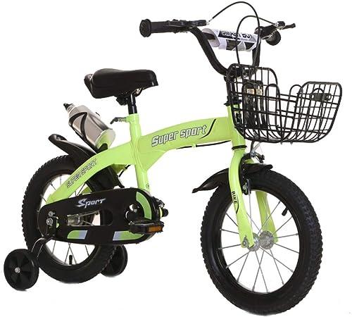 Kinder fürrad Verstellbare H  Mountainbike Doppelbremse Junge mädchen Sicherheit D fung 16 Zoll 2-10 Jahre alt