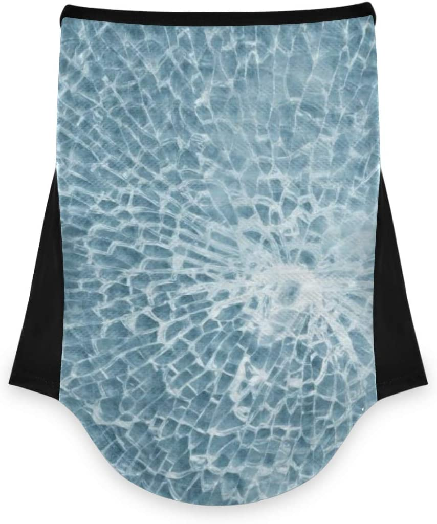 DAOXIANG Broken Outlet SALE Glass-D Ice Silk Gaiter Neck NEW before selling ☆ Fac Mask, Face
