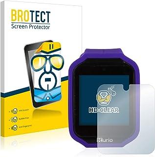 brotect Pellicola Protettiva Compatibile con Kurio Watch 2.0 Pellicola Trasparente (2 Pezzi) Anti-Impronte