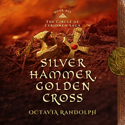 Silver Hammer, Golden Cross cover art
