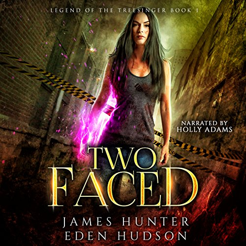Page de couverture de Two-Faced: An Urban Fantasy Adventure