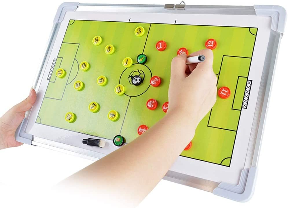 70% OFF Outlet KMDL Football Soccer Magnetic Board ,Portable Footba Tactic Shipping included