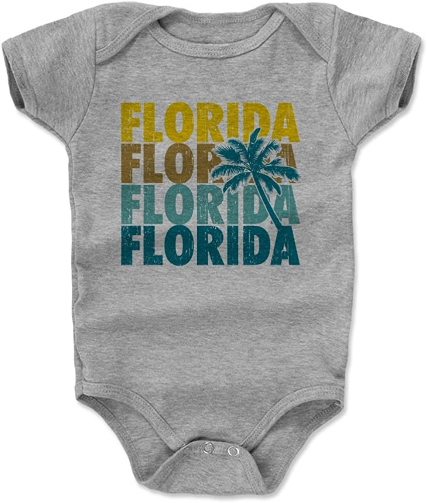 Florida On Repeat 3-24 Months Florida Baby Clothes /& Onesie