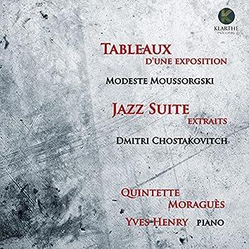 Tableaux d'une exposition (Arr. for Wind Quintet and Piano)
