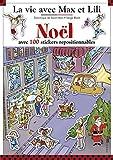 Noël - La vie avec Max et Lili - 100 stickers repositionnables