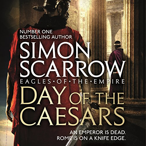 Day of the Caesars audiobook cover art