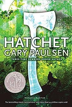 Hatchet: 30th Anniversary Edition (Brian's Saga Book 1) by [Gary Paulsen, Drew Willis]